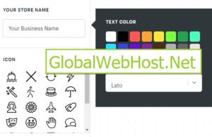 Free logo maker online- GlobalWebHost