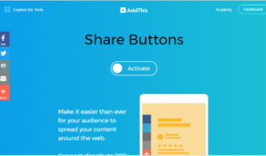 Social Sharing Buttons-GlobalWebHost